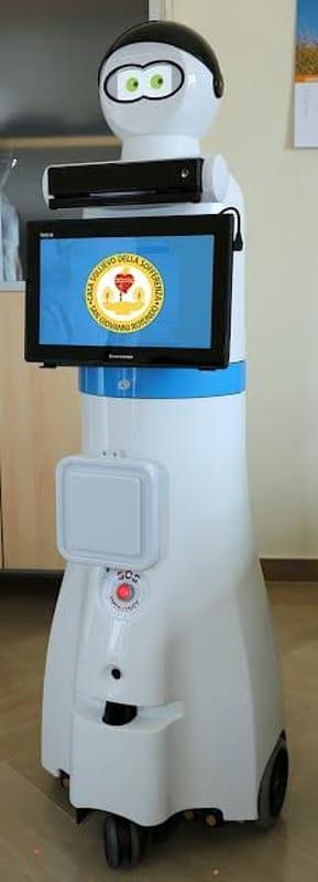 Il robot MARIO