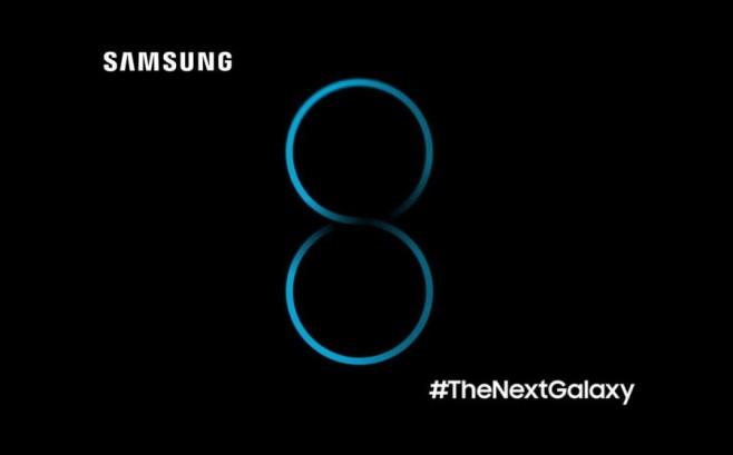 Presentazione di Galaxy S8