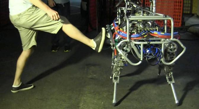 Robot HyQ: l'azienda Moog ora punta alla produzione di robot autonomi