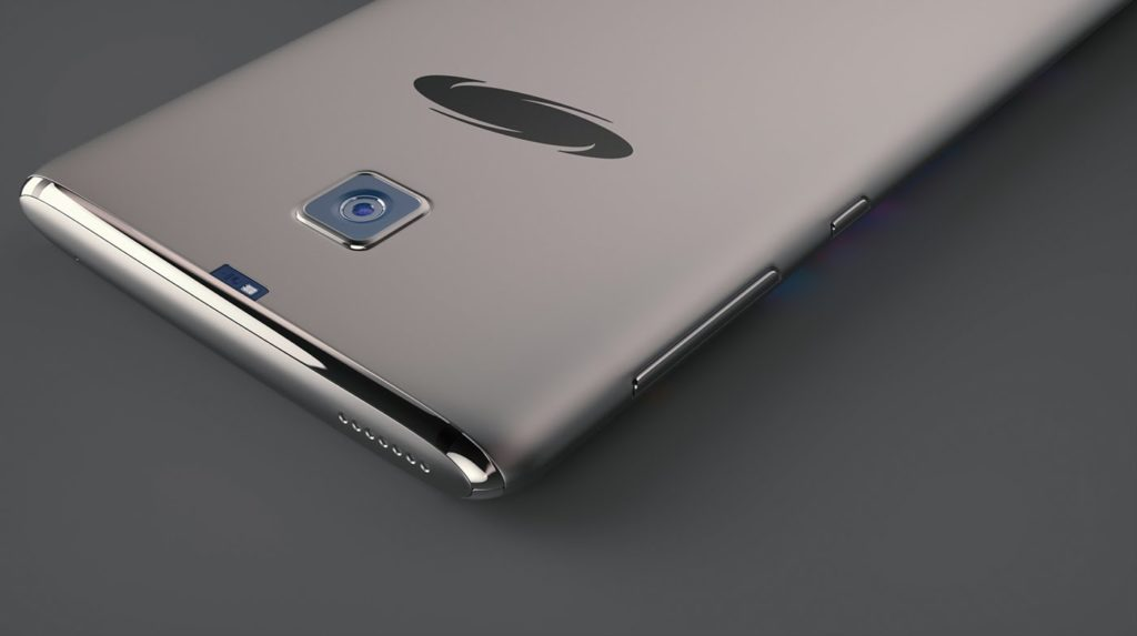 Samsung Galaxy S8-fotocamera