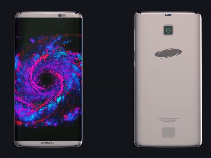 Samsung registra il nome Galaxy S8 presso le autorità Statunitensi