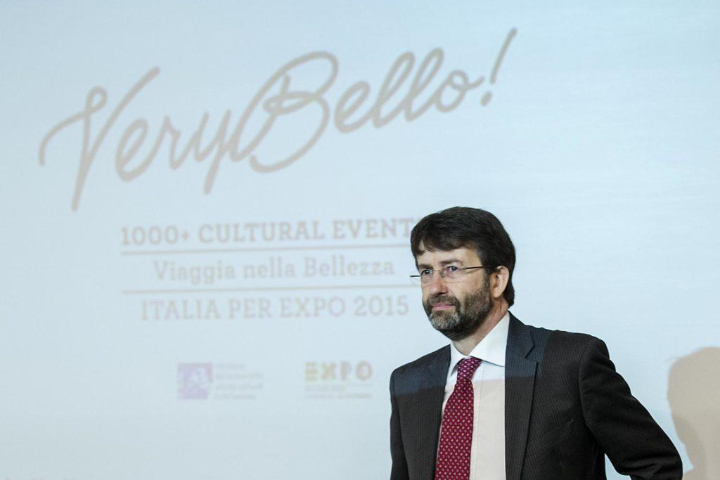 Il ministro Franceschini su Verybello