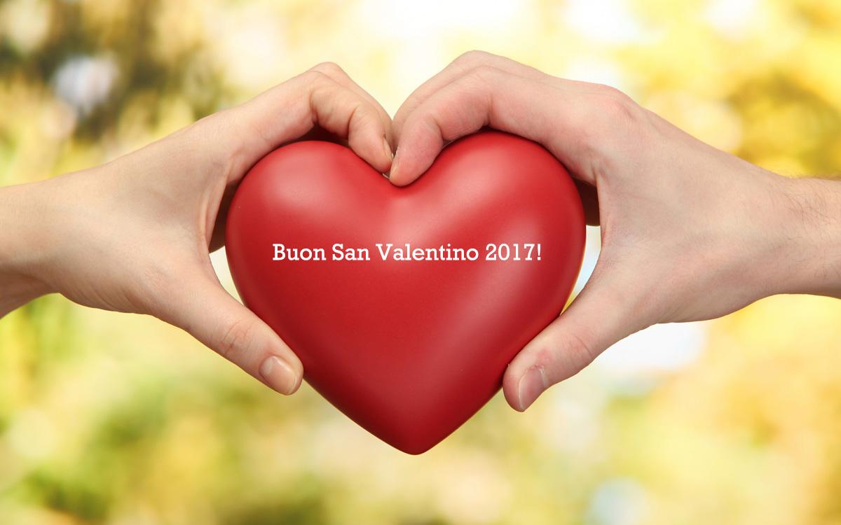 frase di auguri buon san valentino 2017