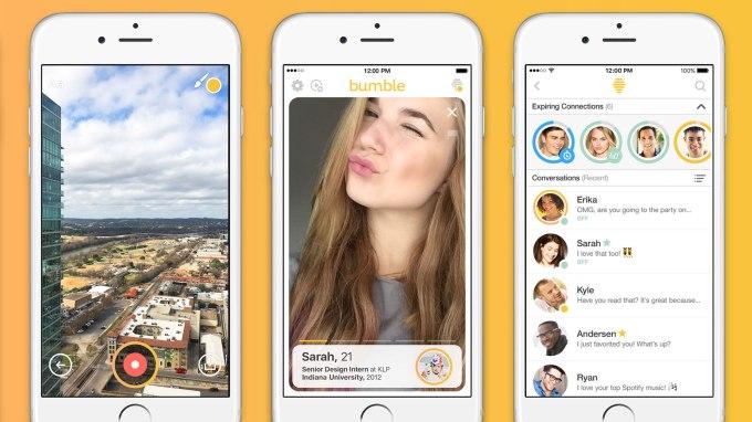 Bumble sta per lanciare una novità per i suoi utenti: BumbleVID