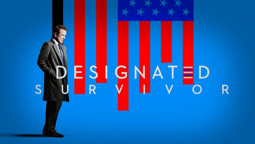 designated survivor serie tv da vedere