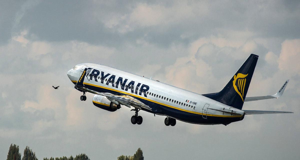 Ryanair app: è l'applicazione travel più scaricata in Europa