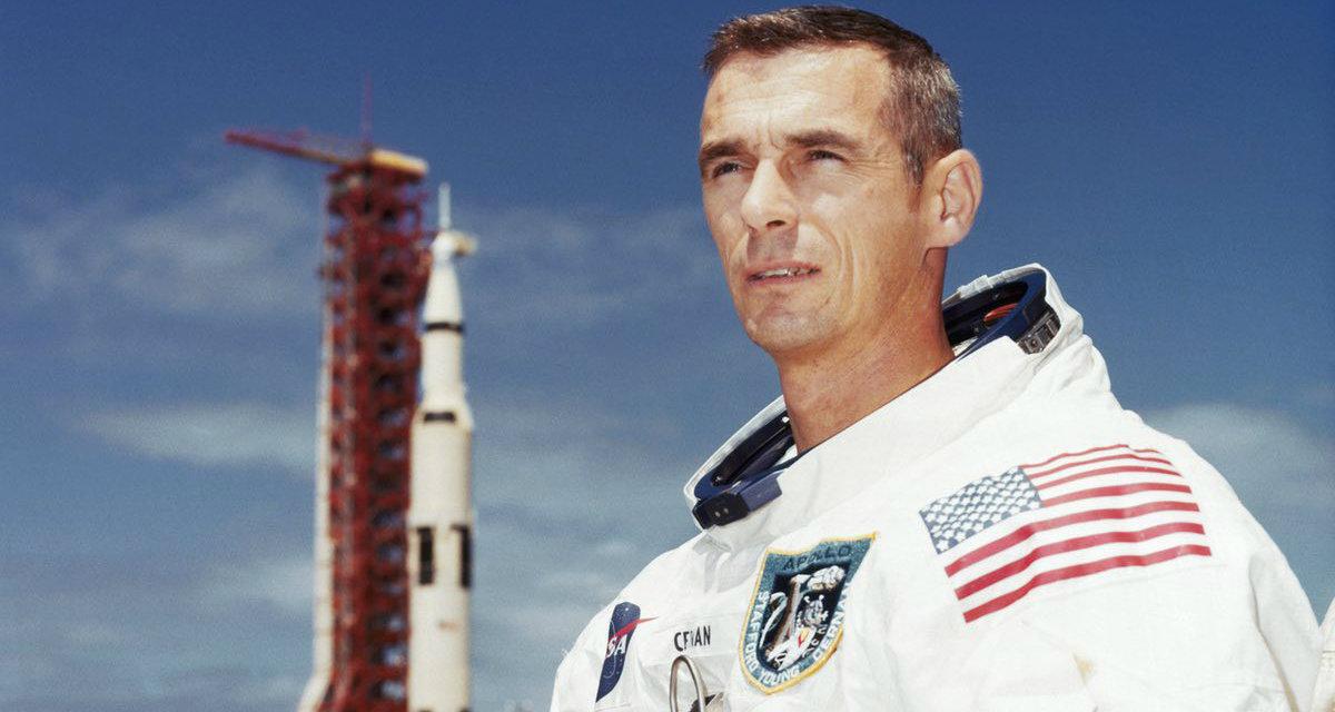 Gene Cernan: addio all'ultimo uomo a camminare sulla Luna