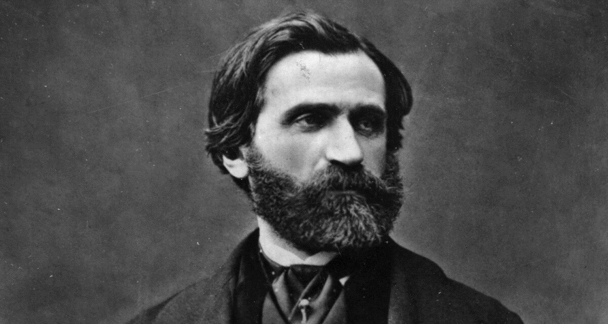 Morte Giuseppe Verdi, la musica nella vita