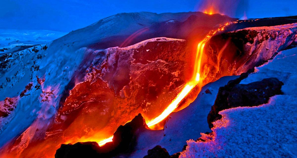Lava Centre: in arrivo una piattaforma per osservare i Vulcani islandesi