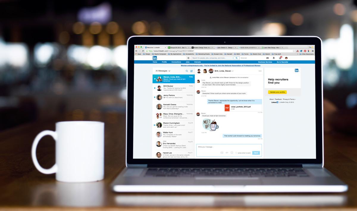 LinkedIn lavoro, arriva la classifica sulle professioni del 2017
