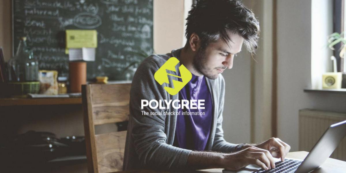 Polygree è il social che ti permette di sapere se un'informazione è vera