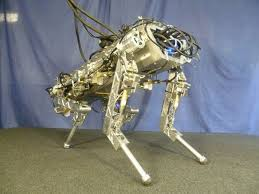robot HyQ