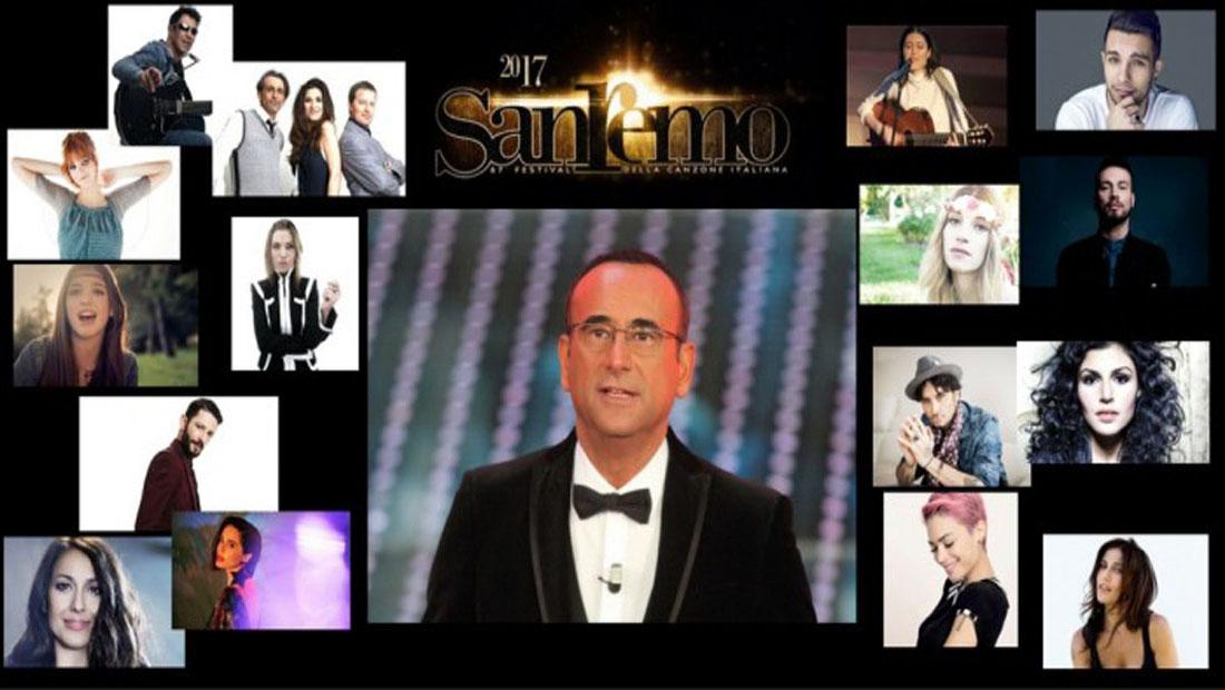 Sanremo 2017 cantanti e ospiti: ecco chi vedremo al Festival