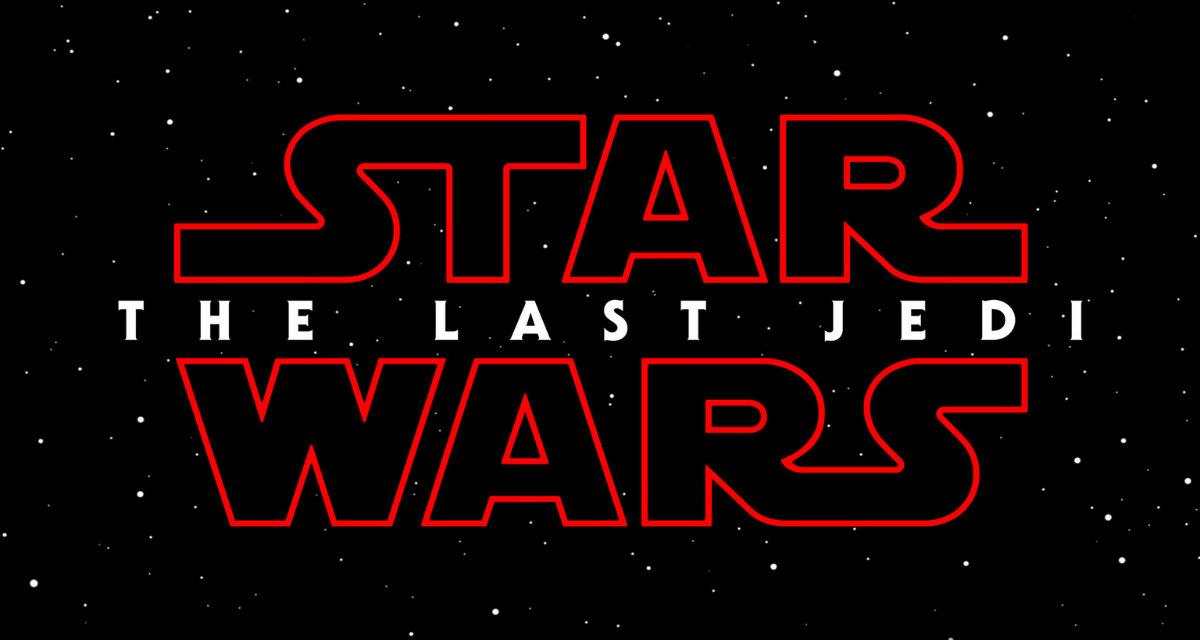 Star Wars The Last Jedi, ecco il titolo dell' VIII episodio di Star Wars