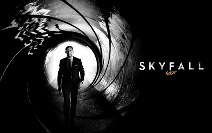 Stasera in TV 007 Skyfall