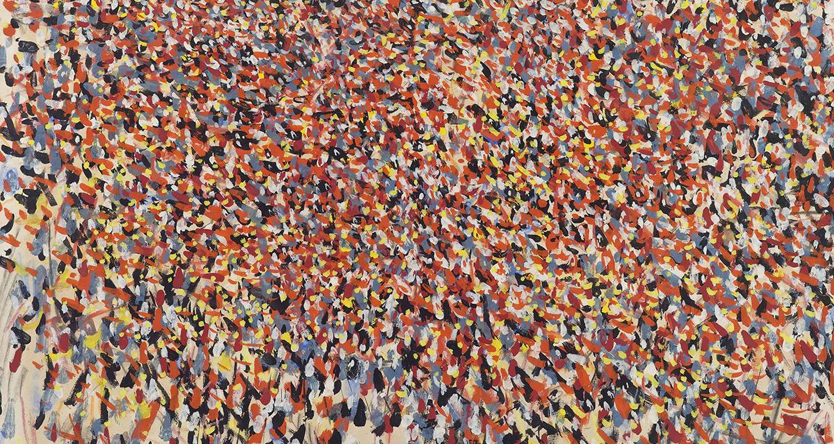 L'arte di Tancredi a Venezia, in mostra fino a Marzo 2017