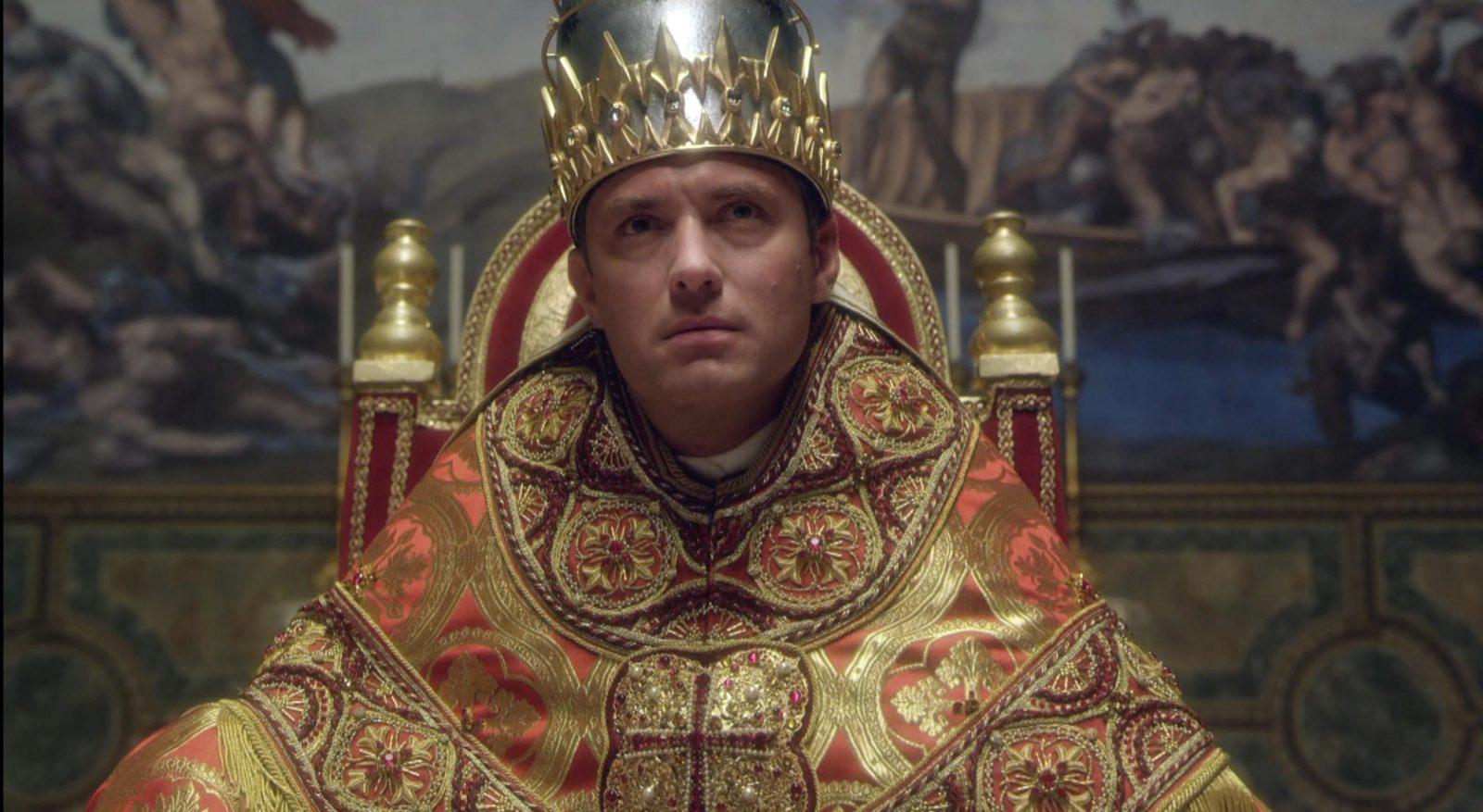 The Young Pope 2, in arrivo la seconda stagione