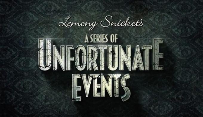 una serie di sfortunati serie tv da vedere