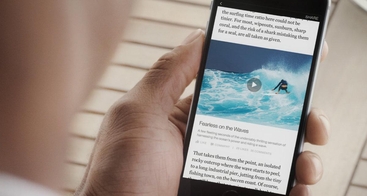 Facebook Video: iniziano i test per inserire la pubblicità