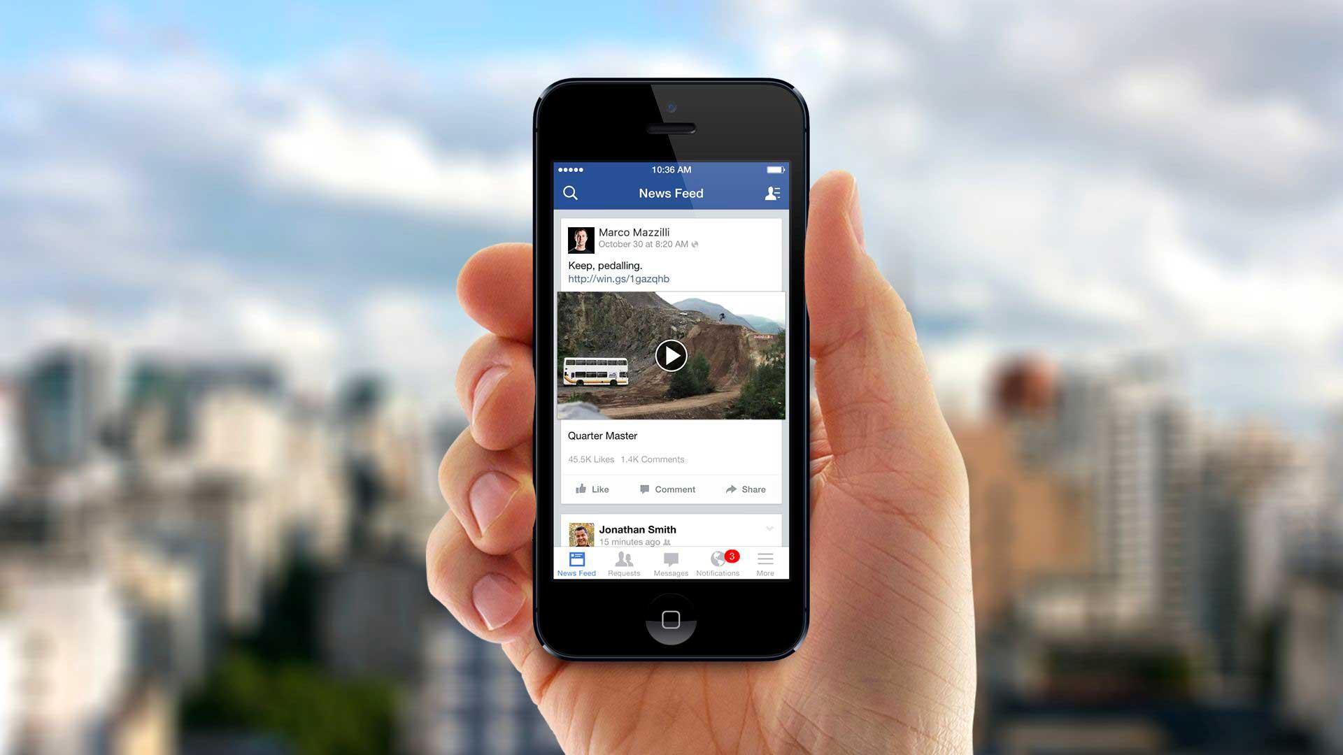 Facebook Novità, i 5 aggiornamenti del 2017 introdotti dal social network