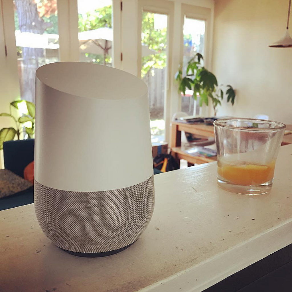 Google Home Vs Amazon Echo: principali differenze