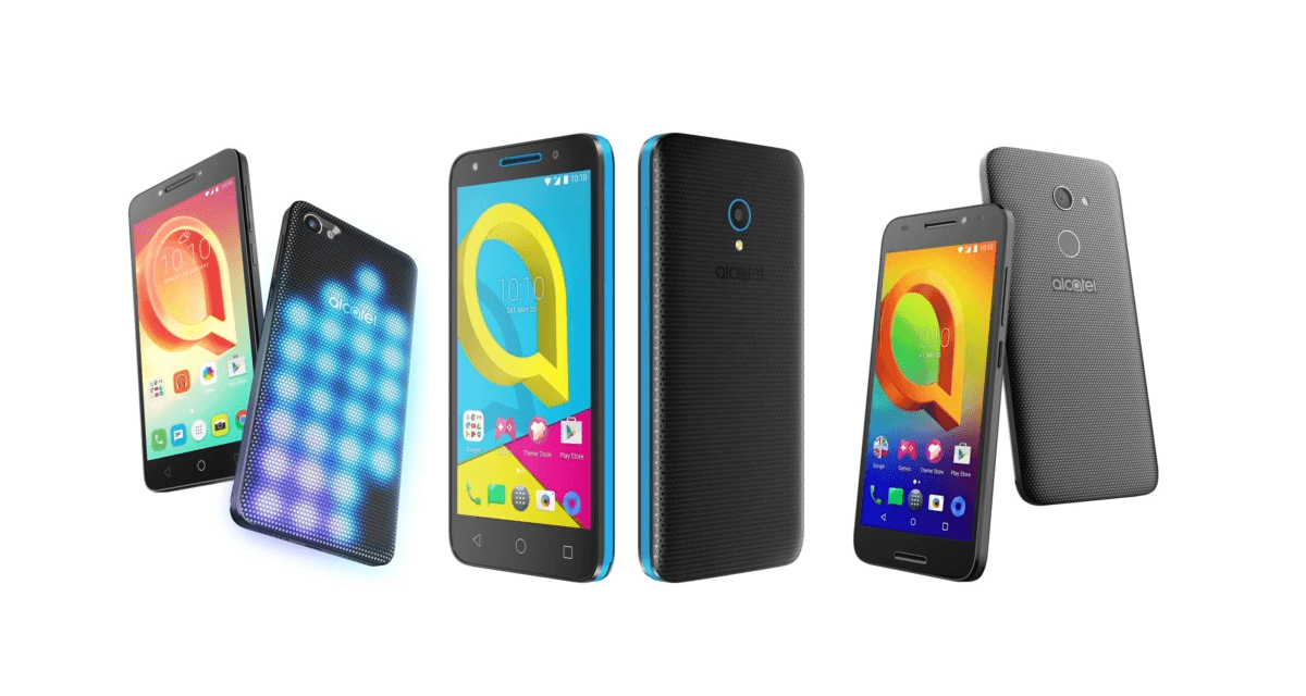 Alcatel Mobile World Congress 2017, effetto discomusic