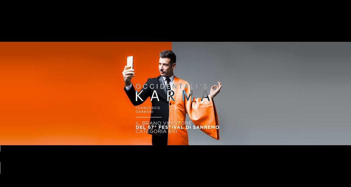 Francesco Gabbani video YouTube, successo europeo
