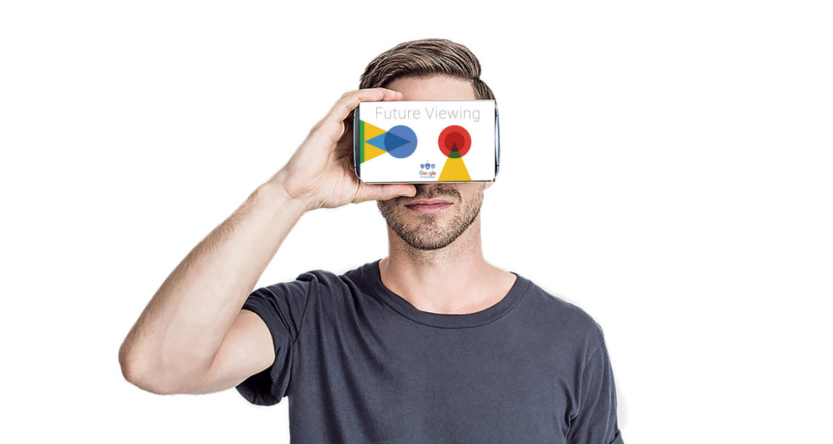 Google Future Viewing, la mostra a Milano di opere in realtà virtuale