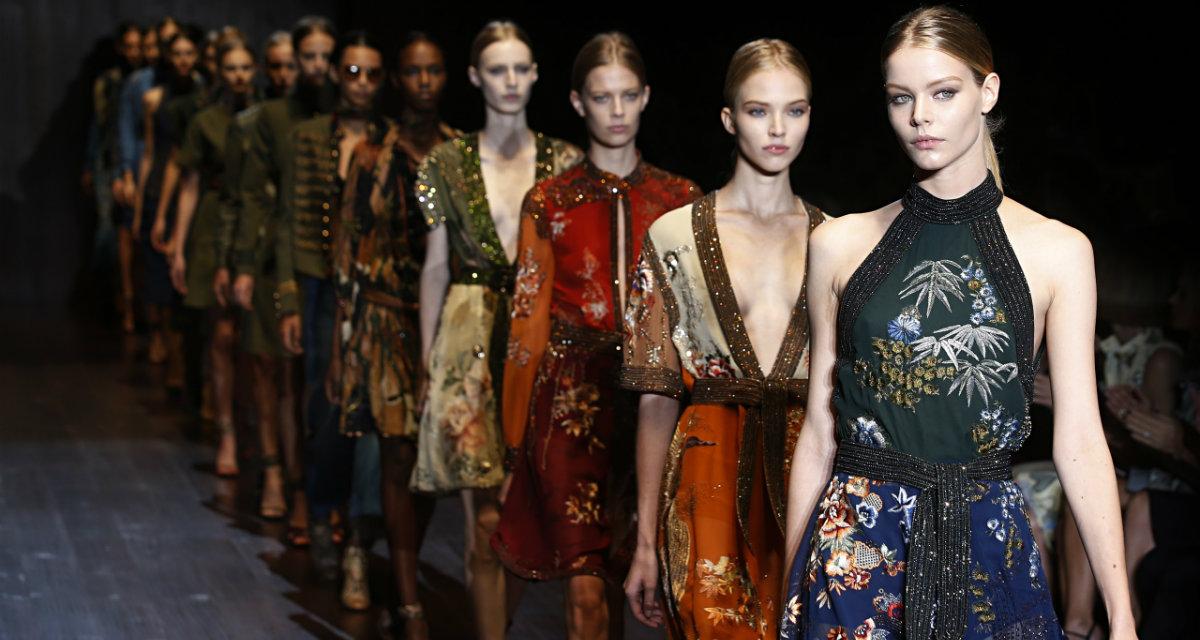 settimana della moda milano 2017