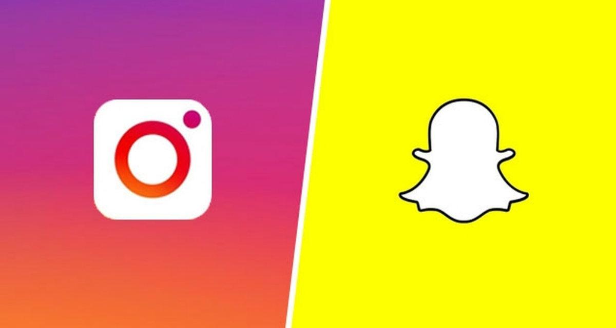 Snapchat vs Instagram, chi vincerà la sfida? Stories Instagram battono Snapchat
