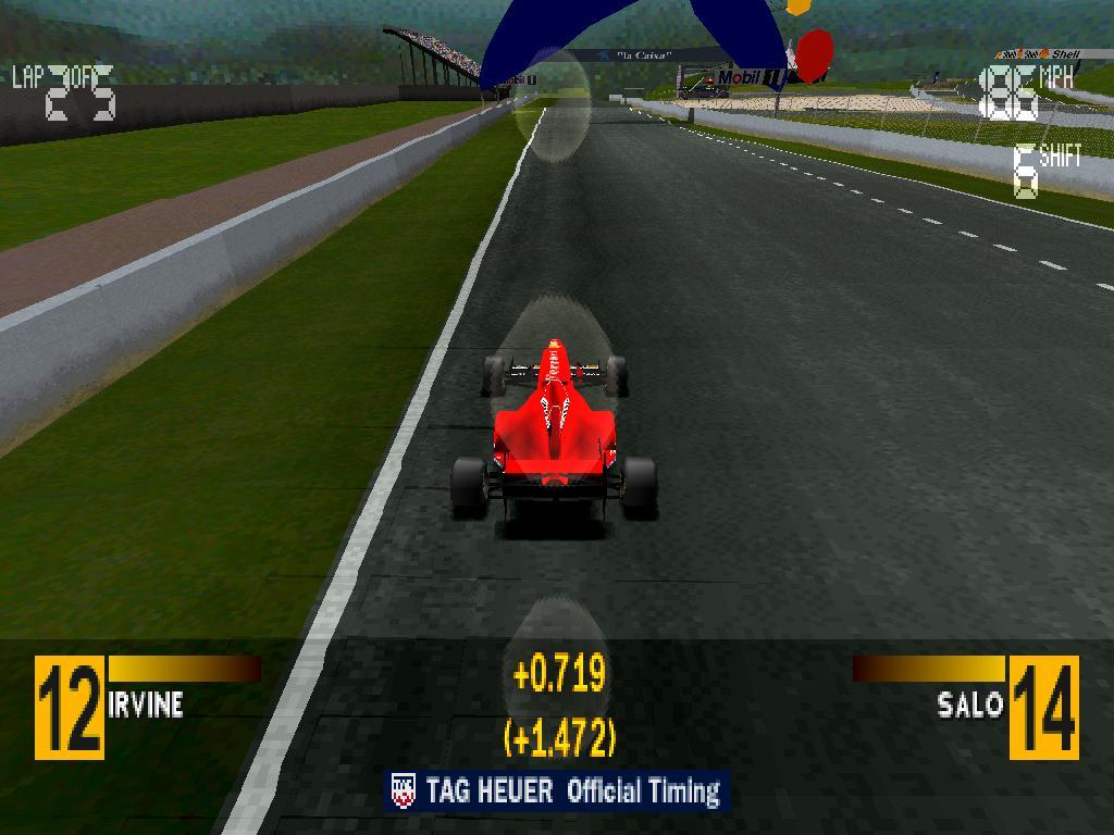 F1 Playstation anniversario, il successo con Psygnosis Bizarre