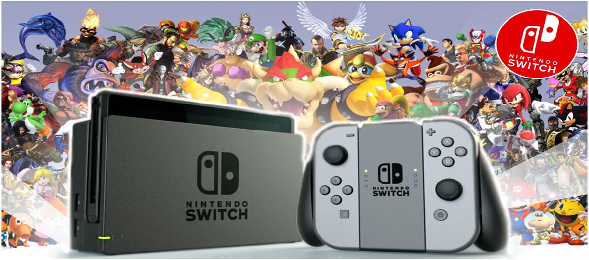 Nintendo Switch Giochi, ecco i nuovi game per la console