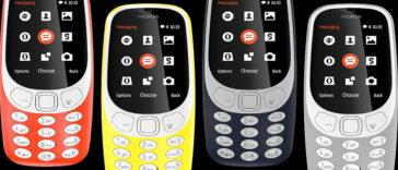 uscita Nokia 3310 nuovo