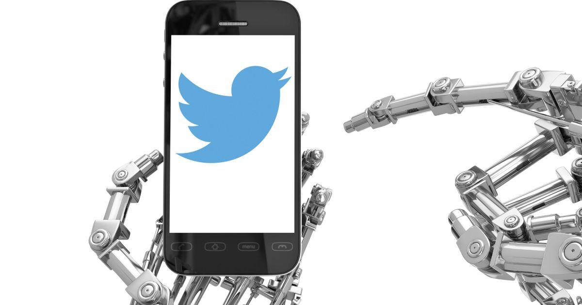 Twitter Bot, un settimo dei profili Twitter sono bot