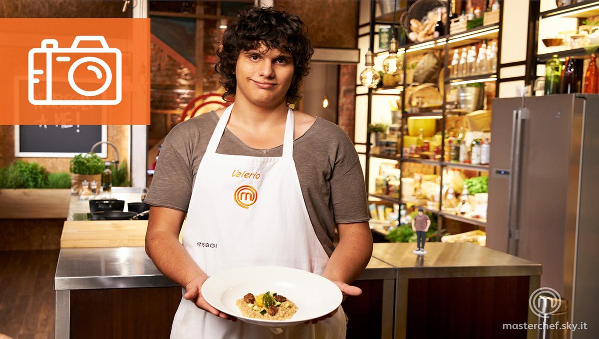 Valerio Masterchef 6: video e foto del vincitore prodigio in cucina