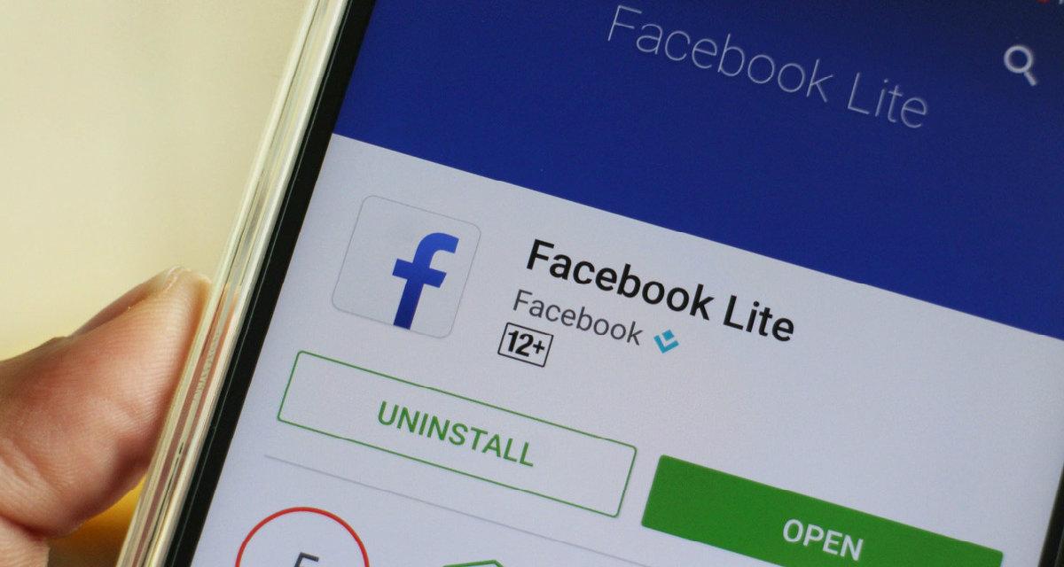 Facebook Lite: adesso anche su Play Store Italia