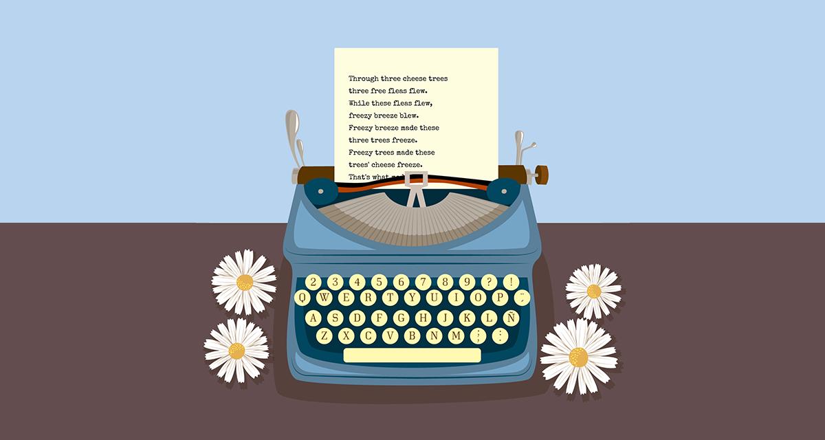 Giornata mondiale della poesia 2017: rime in primavera