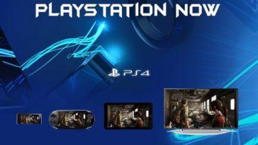 Playstation Now aggiornamento