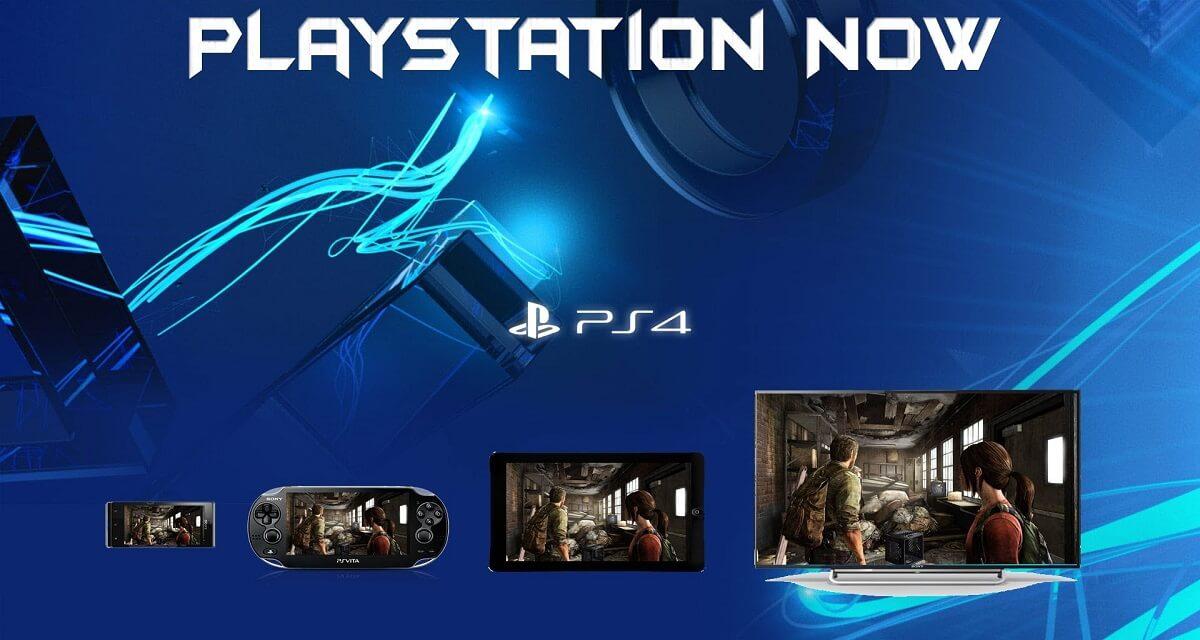 PlayStation Now aggiornamento: si estende ai giochi PS4, presto disponibili anche su PC