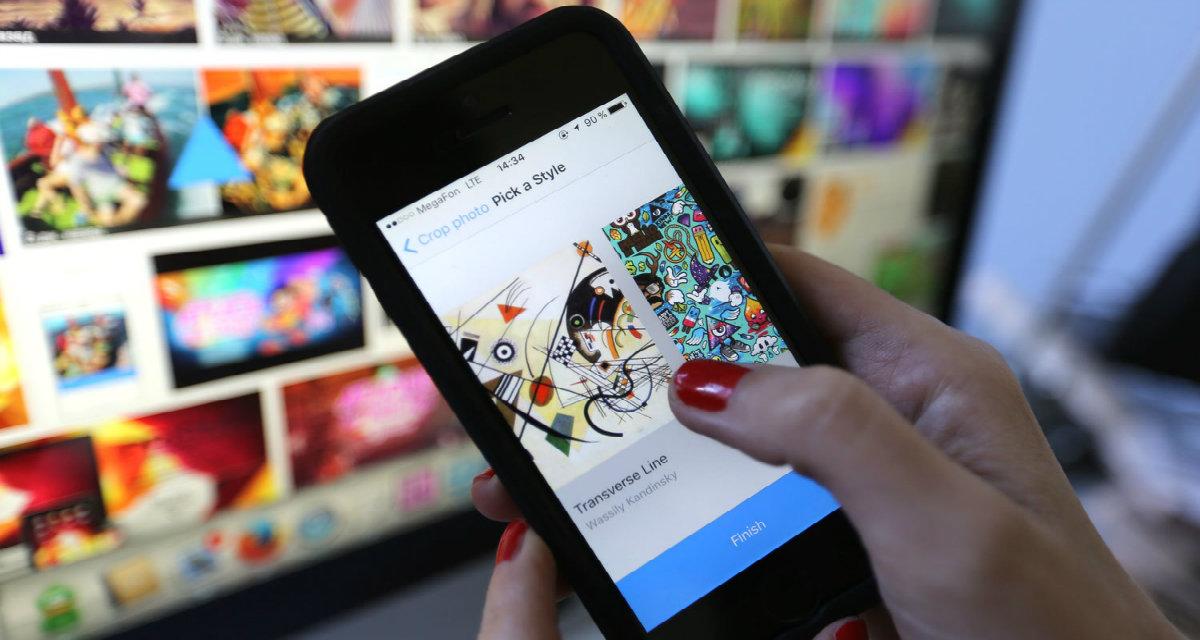 Prisma: l'app che trasforma le foto in opere d'arte avrà uno Store