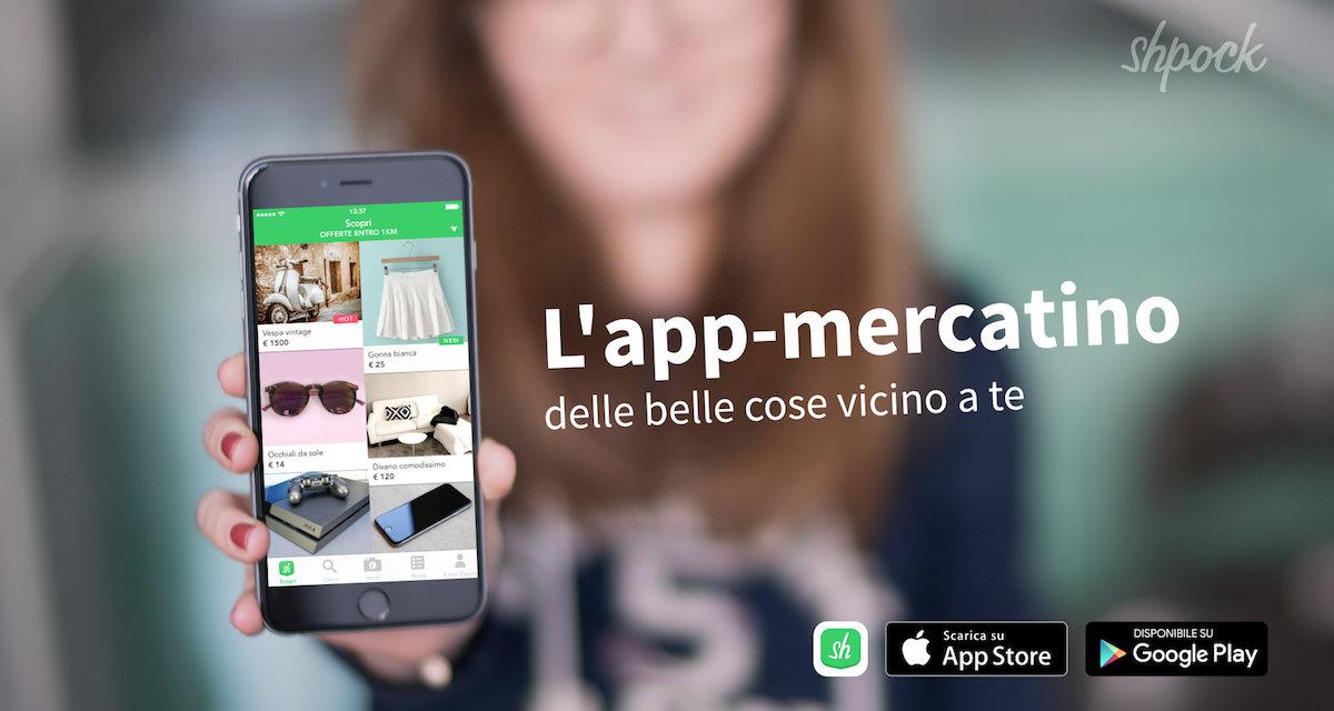 Shpock, l'app per il mercatino delle pulci online