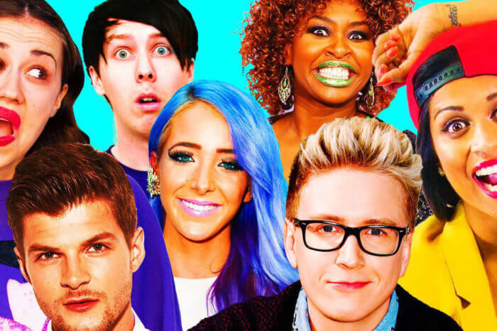 Youtubers più seguiti: le 18 star da seguire con canali a grandi numeri
