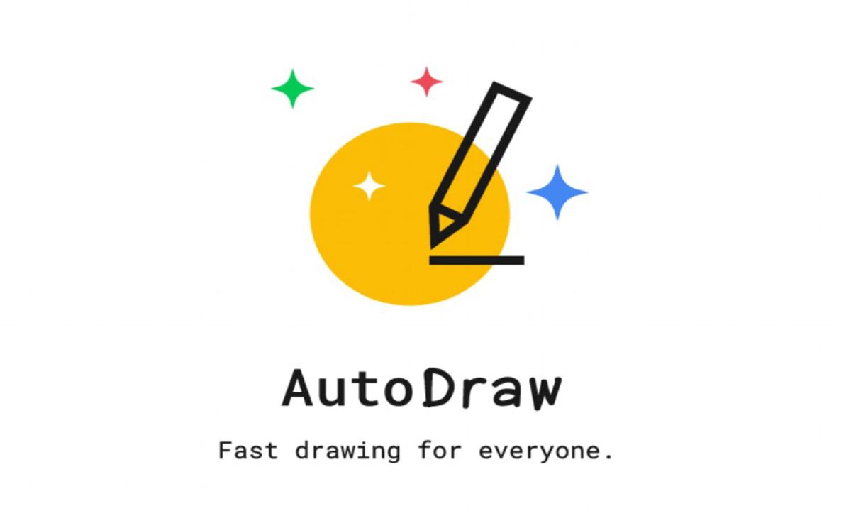 AutoDraw: l'intelligenza arificiale che disegna per noi