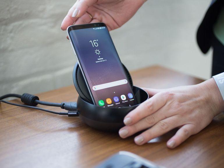 Samsung DeX, il nuovo Galaxy S8 si trasforma in PC