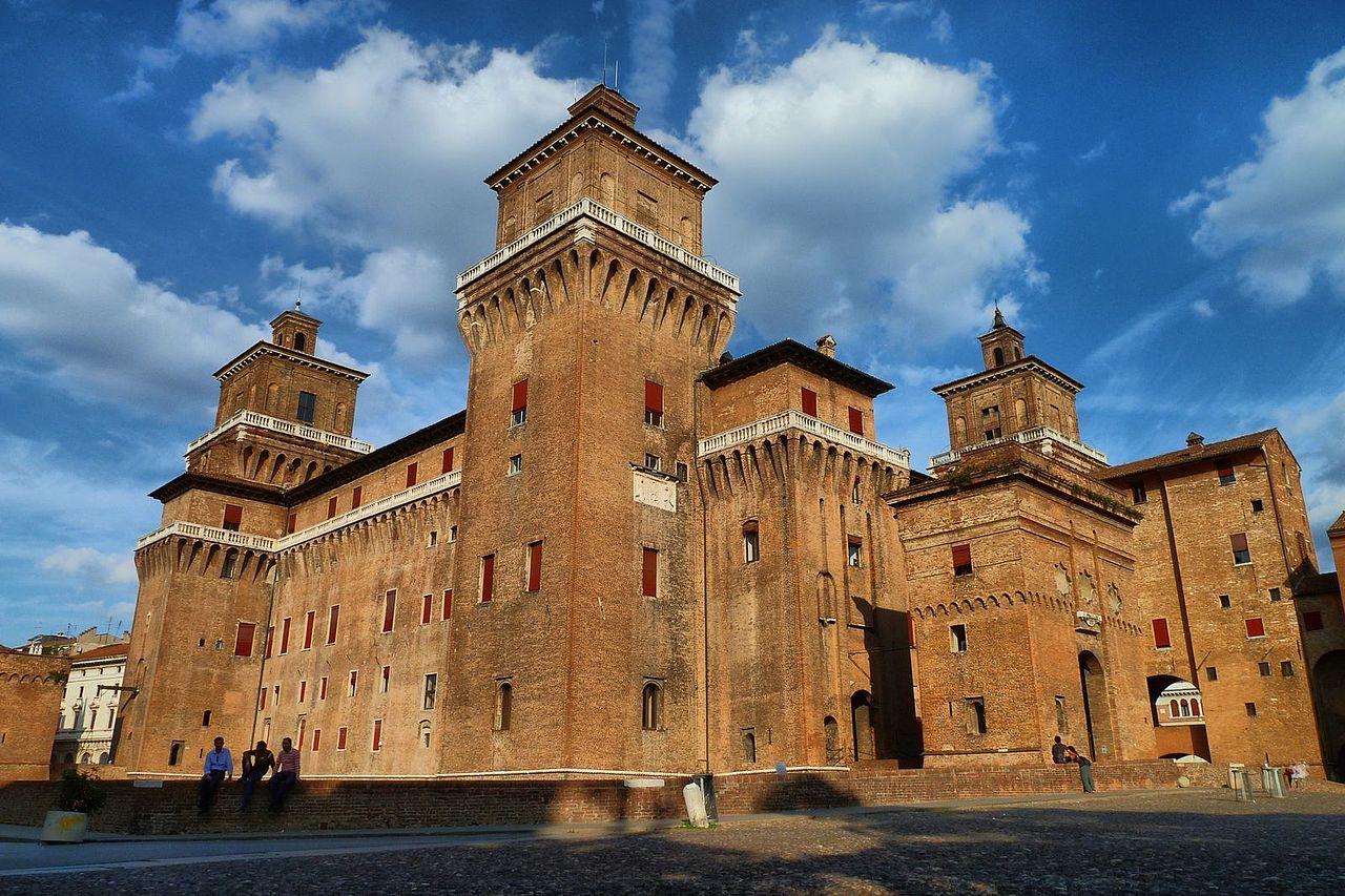 Ferrara idea viaggio per Pasqua