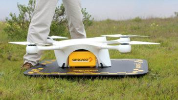 droni ospedali svizzera