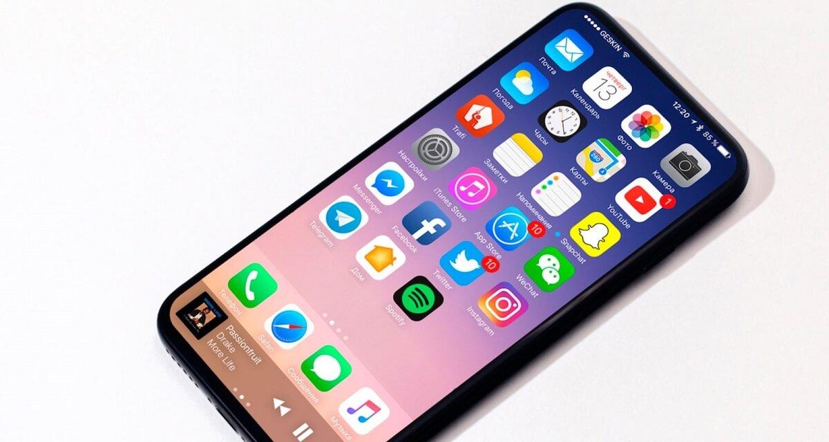 iPhone 8: svelato il design, novità, caratteristiche e prezzo