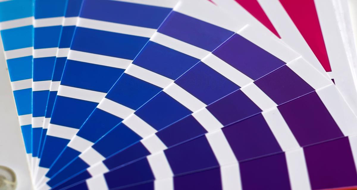 Design Inspiration: le teorie del colore per creare armonia