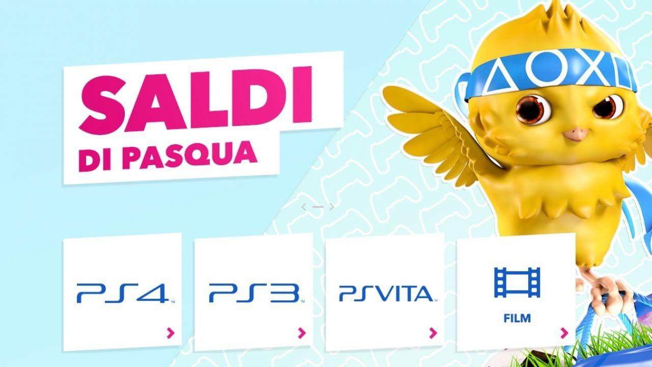Playstation Store saldi di Pasqua, corsa agli acquisti