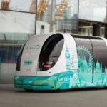 Londra arrivano i minibus senza guidatore
